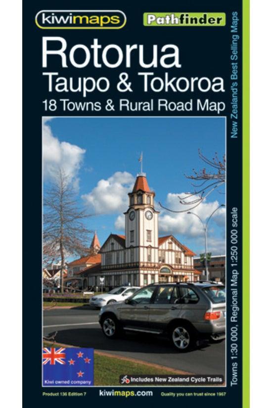 Rotorua & Taupo Pathfinder...