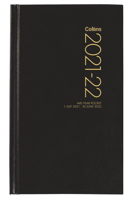 Collins Mid Year 2021-22 Diary...