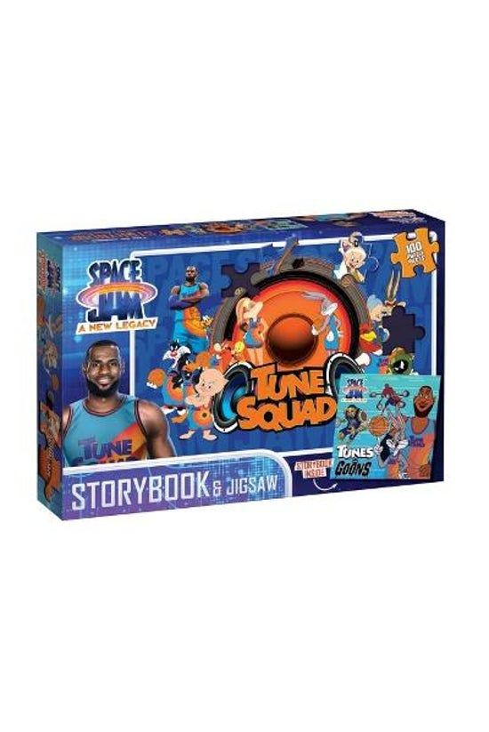 Space Jam A New Legacy: Book A...