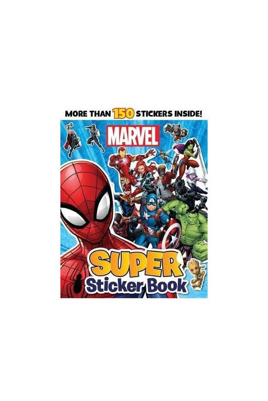 Marvel: Super Sticker Book