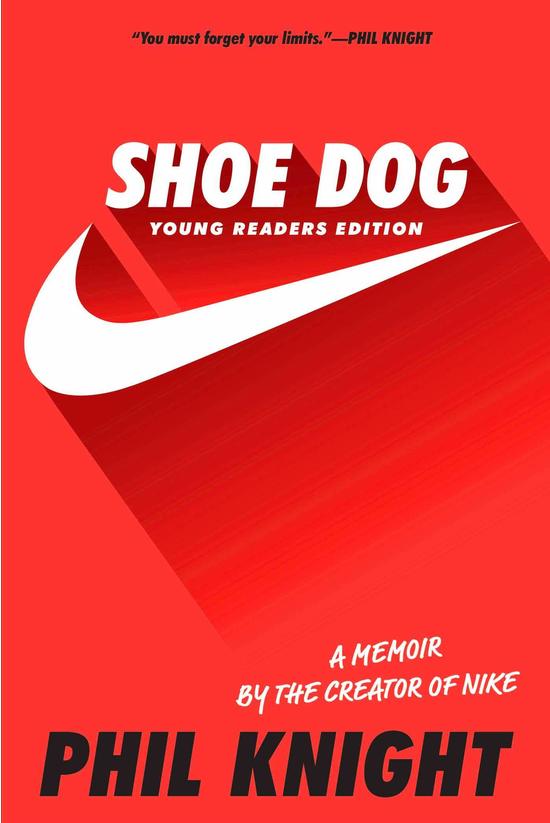 Shoe Dog: Young Readers Editio...