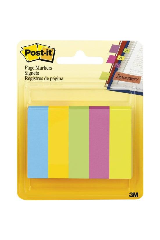 3m Post-it Page Marker 670 5au...
