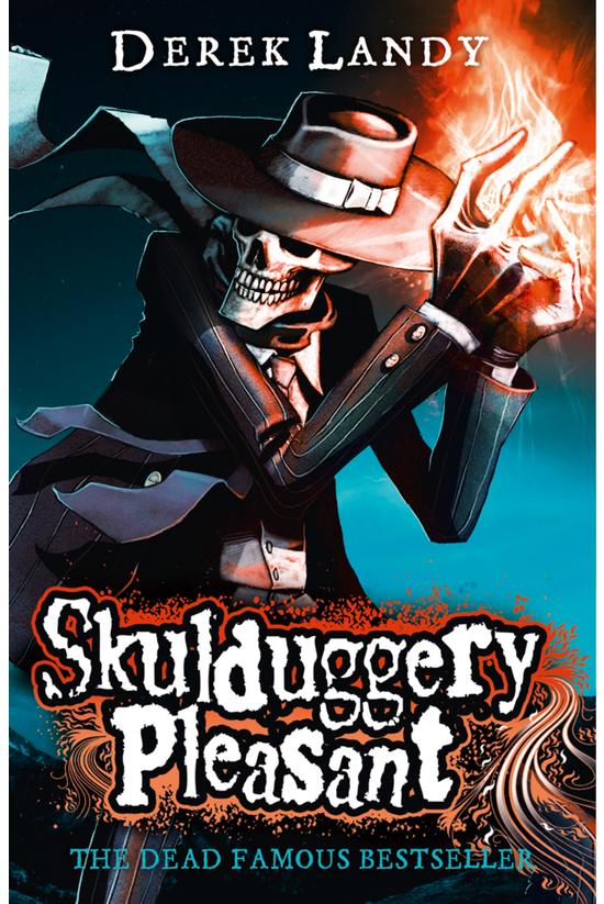 Skulduggery Pleasant #01: Skul...