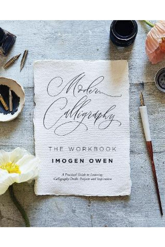 Modern Calligraphy: The Workbo...
