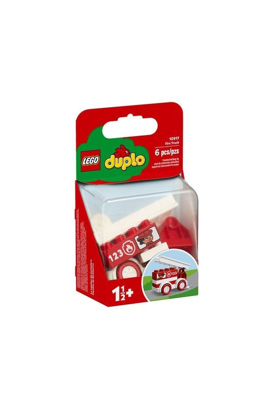 Lego Duplo: Fire Truck 10917