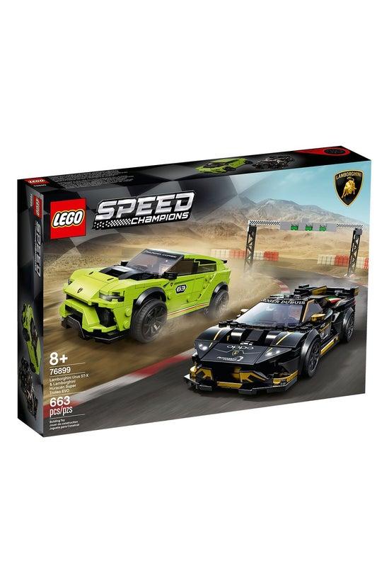 Lego Speed Champions: Lamborgh...