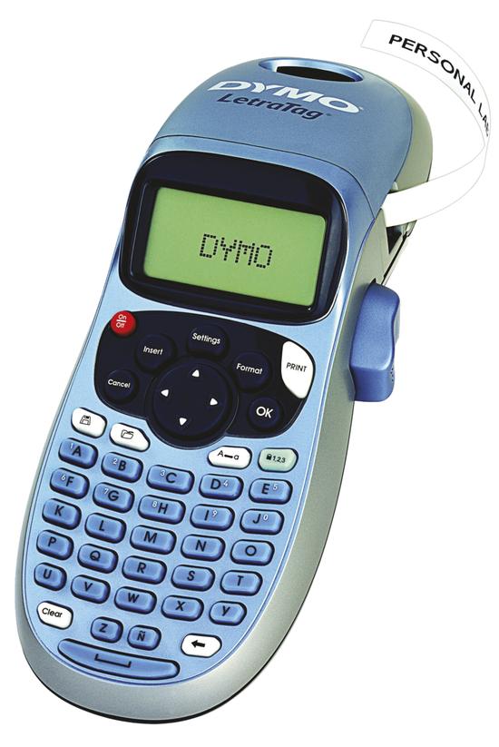 Dymo Letratag Labelmaker Lt100...