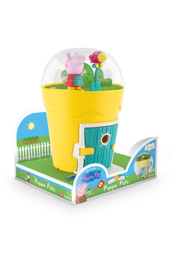 Peppa Pig Pots Gardening Plays...
