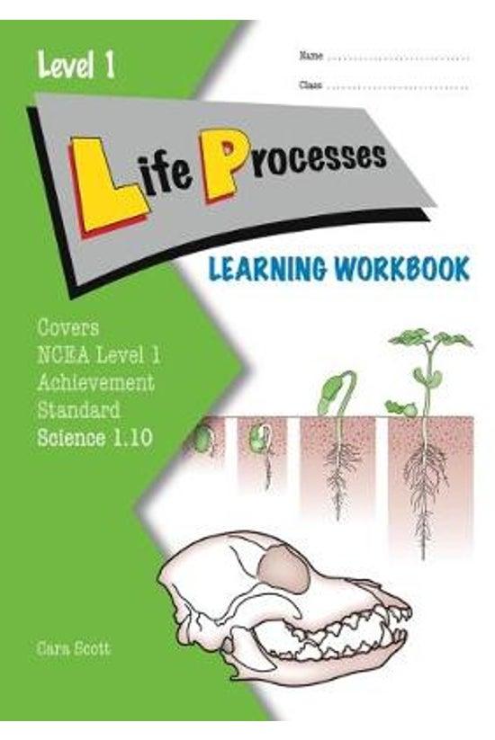Ncea Level 1 Biology Life Proc...