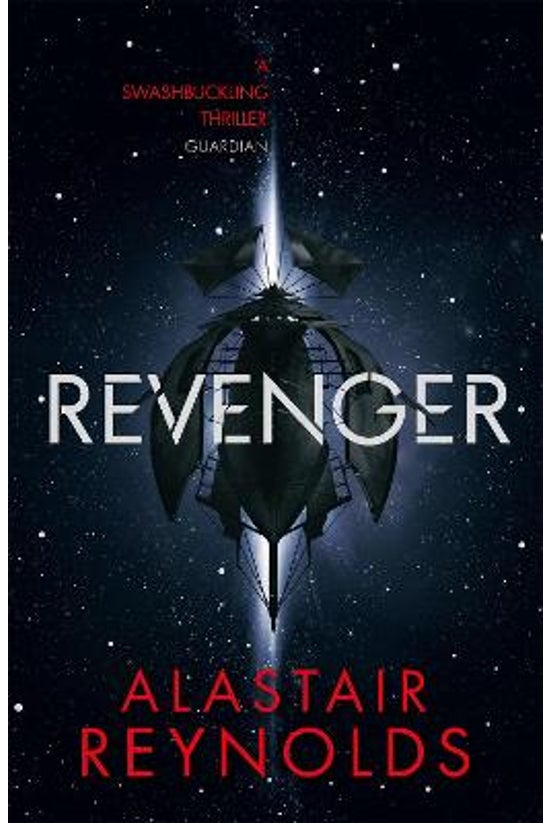 Revenger #01: Revenger