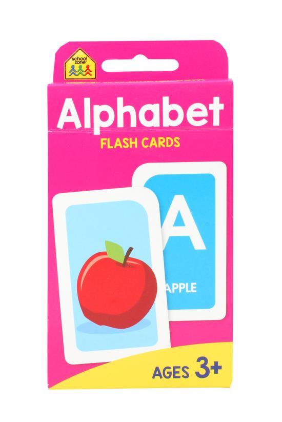 School Zone Alphabet Flash Car...