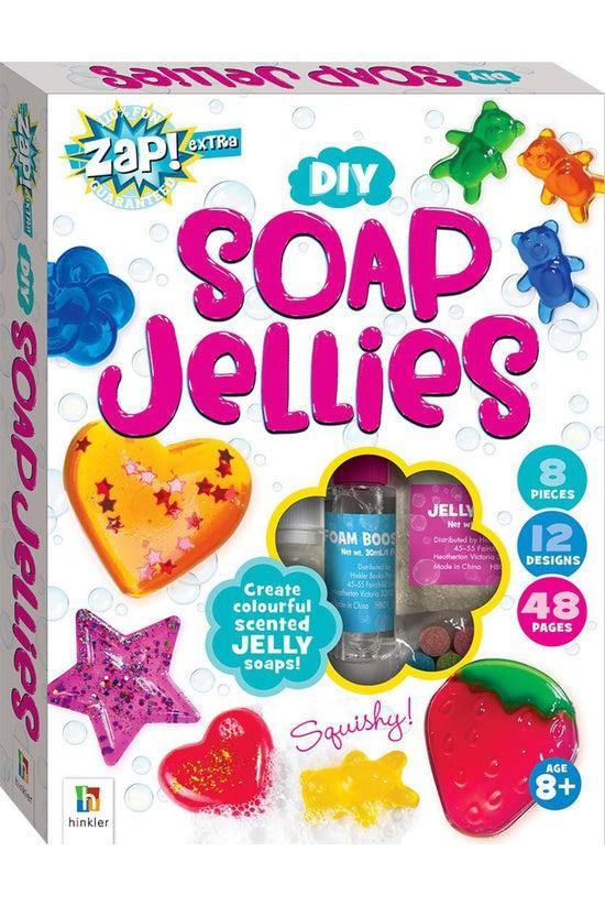 Zap! Extra: Diy Soap Jellies