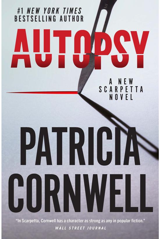 Kay Scarpetta #25: Autopsy Pre...