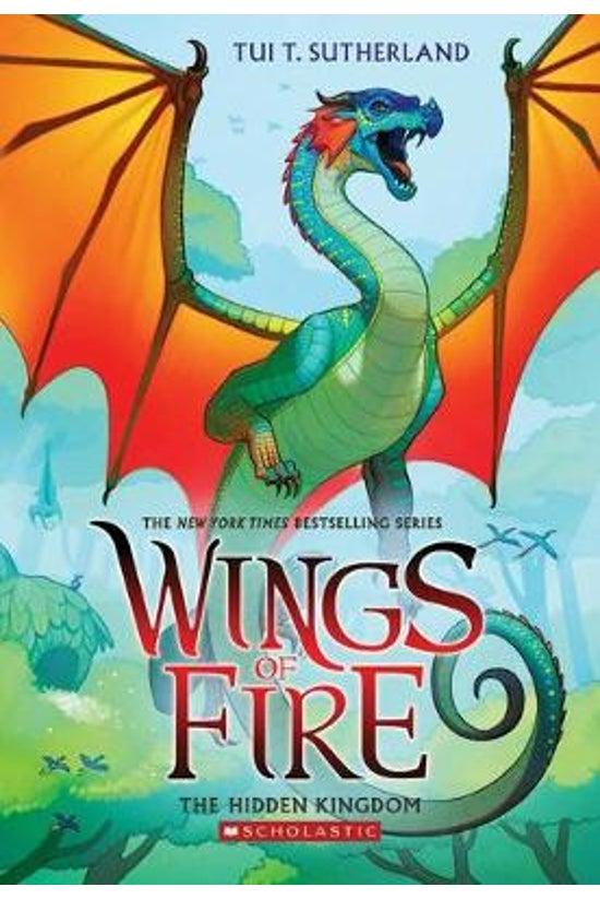 Wings Of Fire #03: Hidden King...