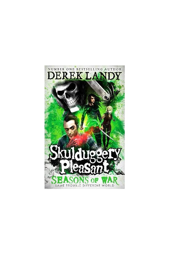 Skulduggery Pleasant #13: Seas...