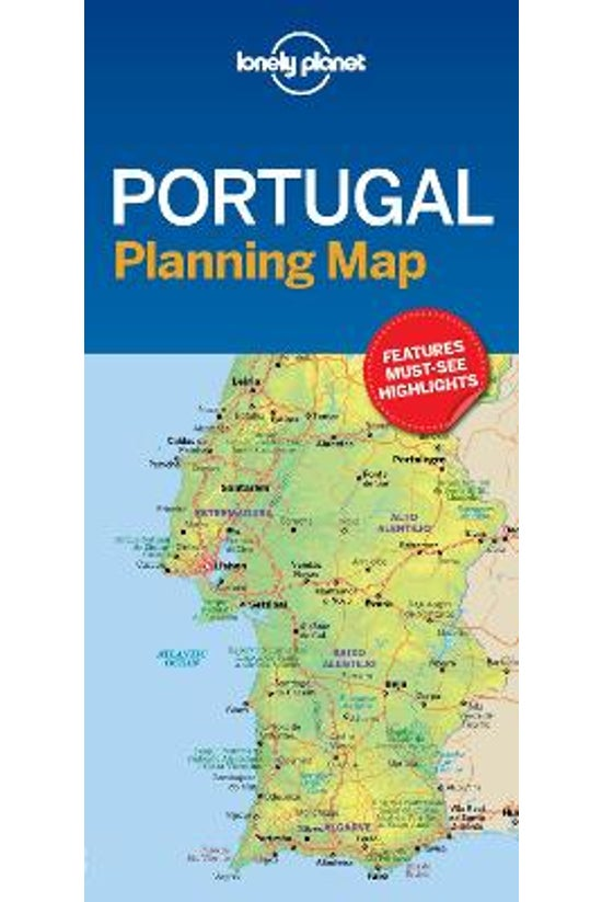 Lonely Planet Portugal Plannin...