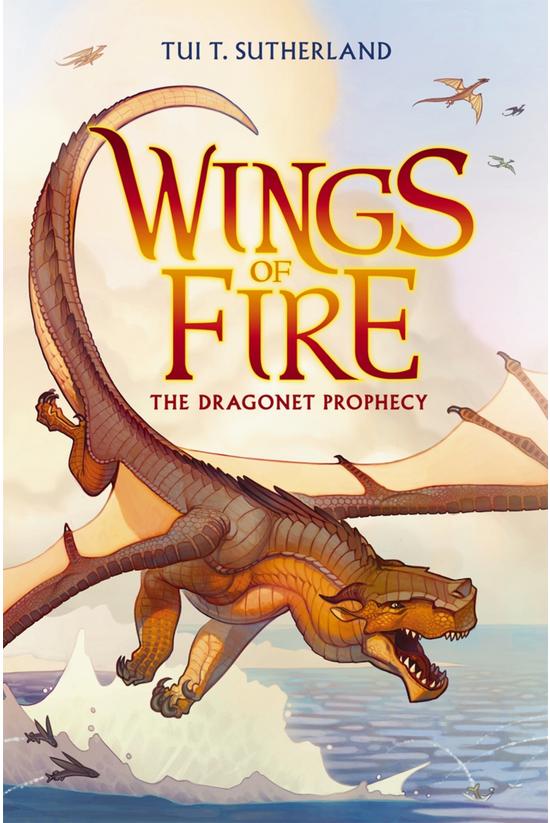 Wings Of Fire #01: Dragonet Pr...