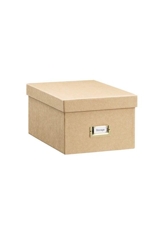 Whitcoulls Storage Shoebox Bro...