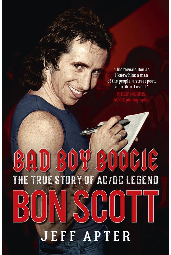 Bad Boy Boogie