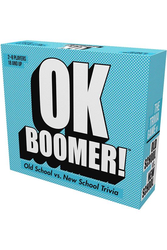 Ok Boomer Trivia Game