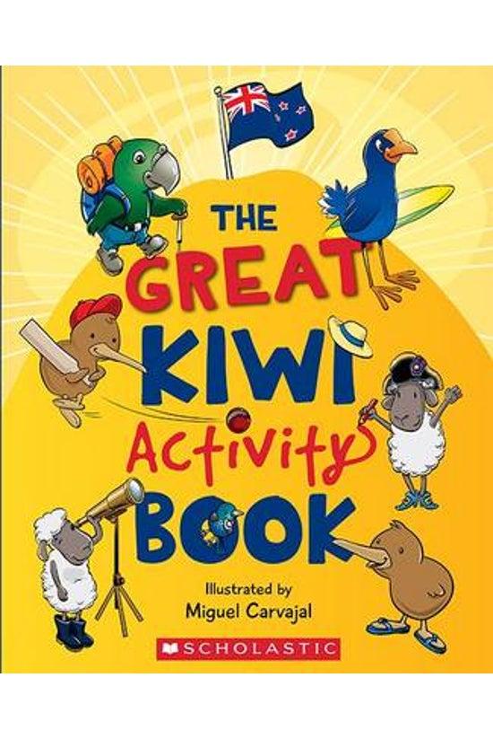 The Great Kiwi Activity Book