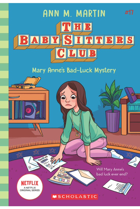 The Baby-sitters Club #17: Mar...