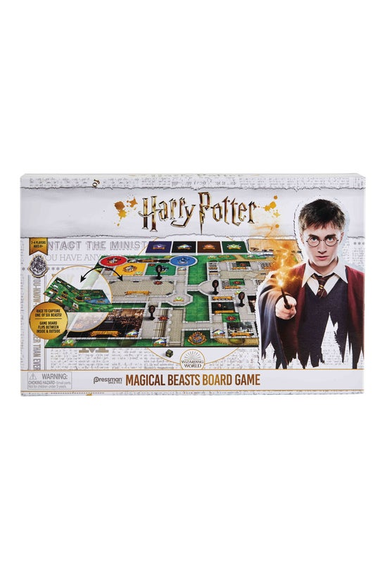 Harry Potter The Quest For Mag...
