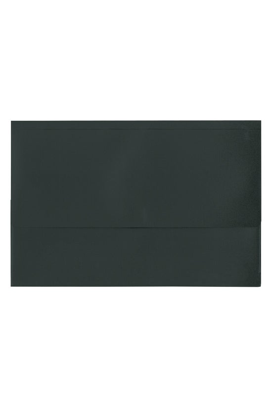 Whitcoulls Poly Wallet Black