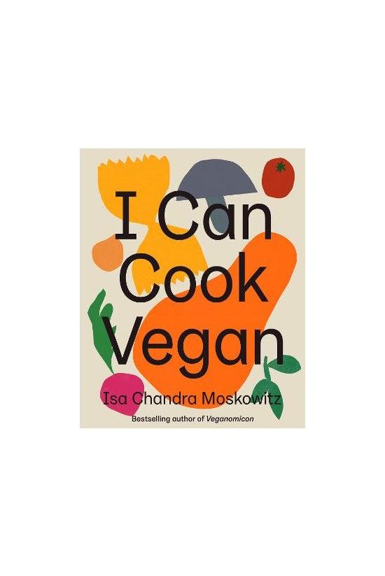 I Can Cook Vegan