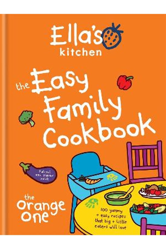 Ella's Kitchen: The Easy Famil...
