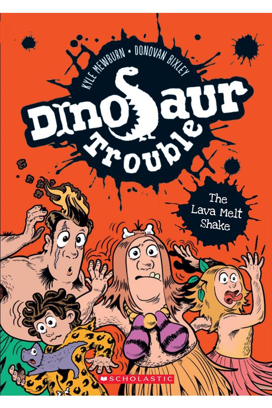 Dinosaur Trouble #02: The Lava...