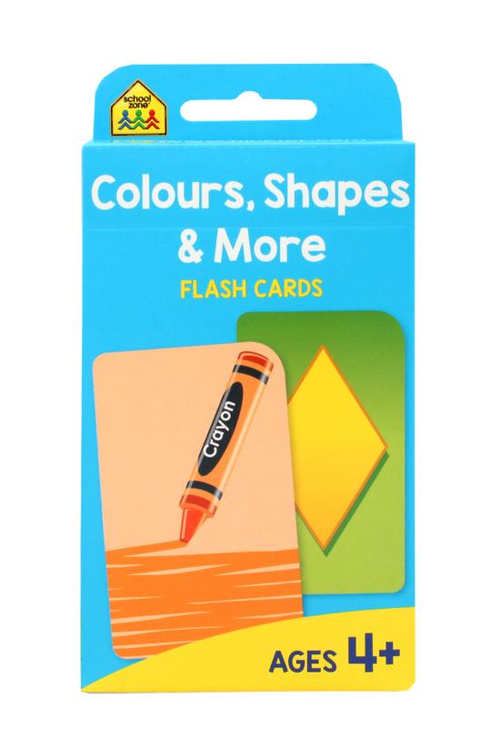 Colours, Shapes & More Fla...