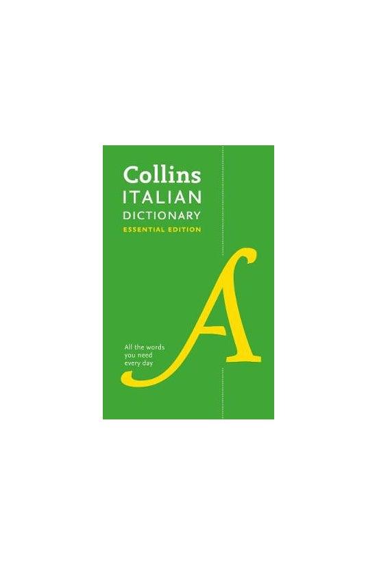 Collins Italian Essential Dict...
