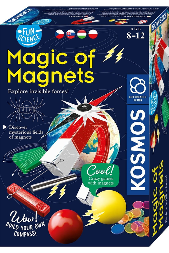Magic Of Magnets Science Kit