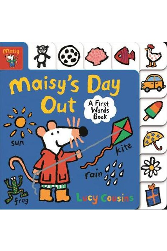 Maisy's Day Out: A First Words...