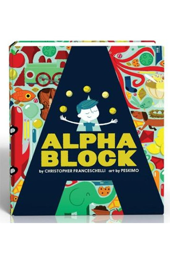 Alphablock (an Abrams Block Bo...