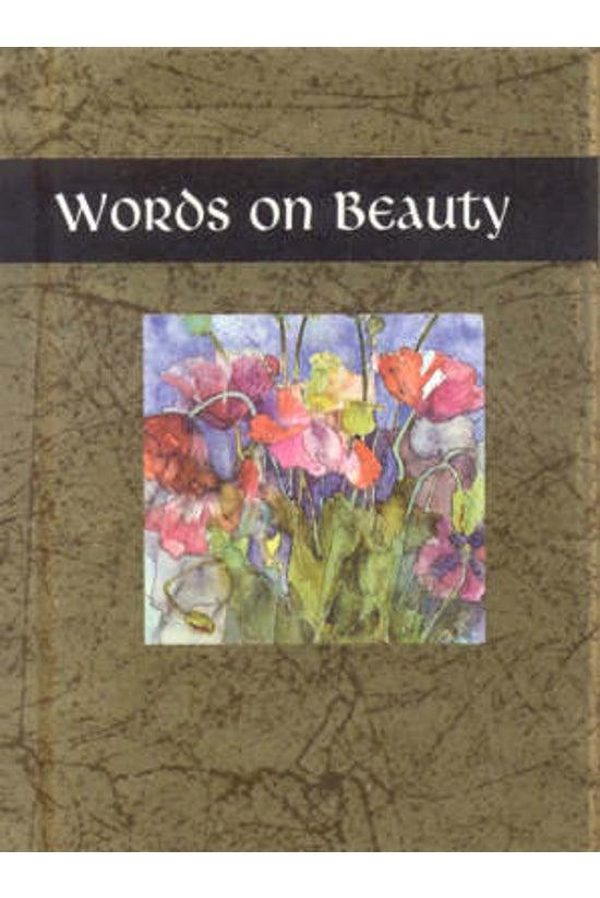 Words On Beauty