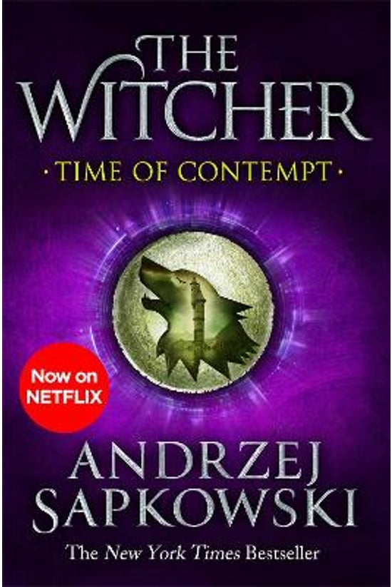 The Witcher #02: Time Of Conte...