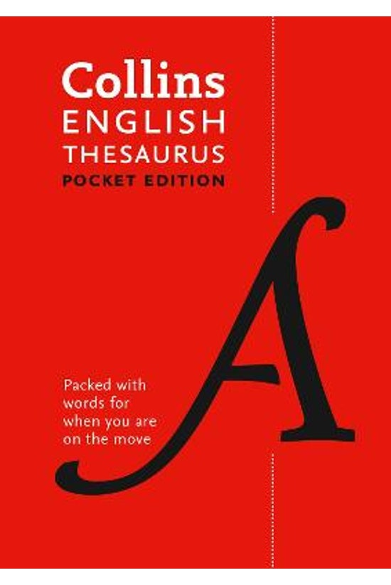 Collins English Pocket Thesaur...