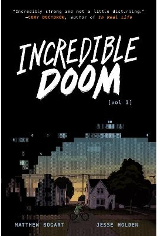 Incredible Doom #01: Incredibl...