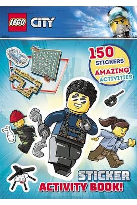 Lego City: Sticker Activity Bo...