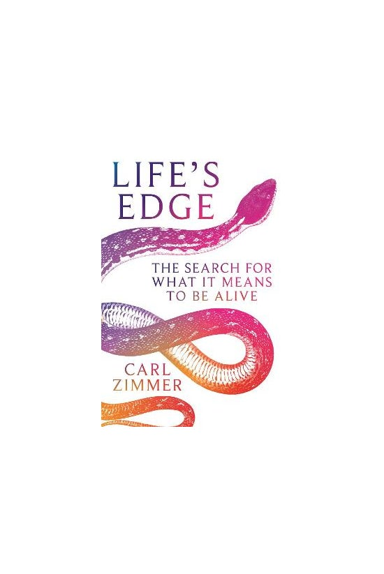 Life's Edge: The Search For Wh...