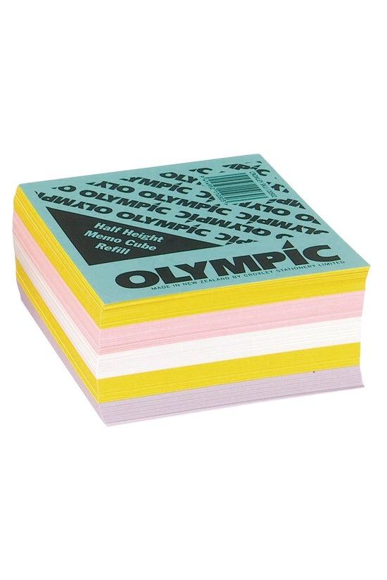 Olympic Memo Cube Refill Half ...