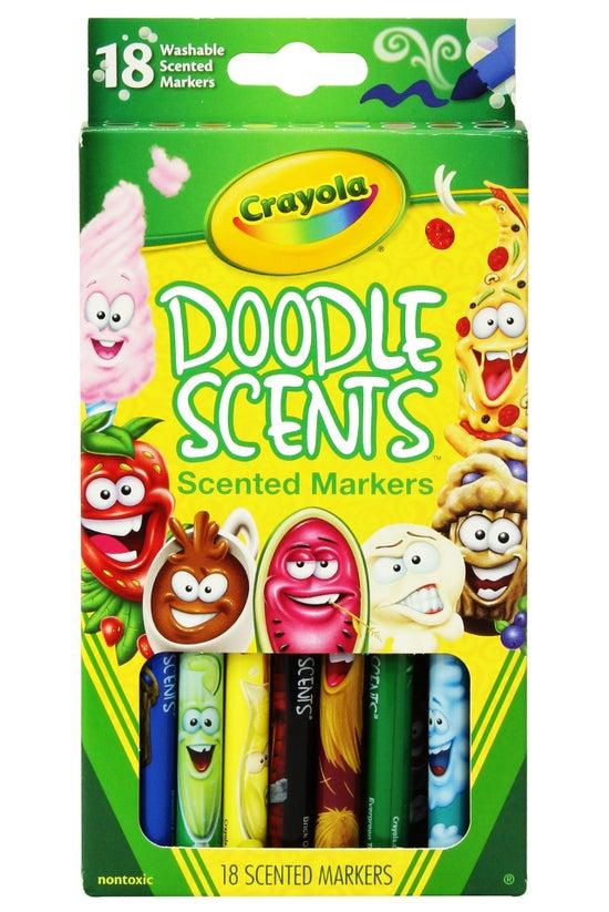 Crayola Doodle Scents Markers ...