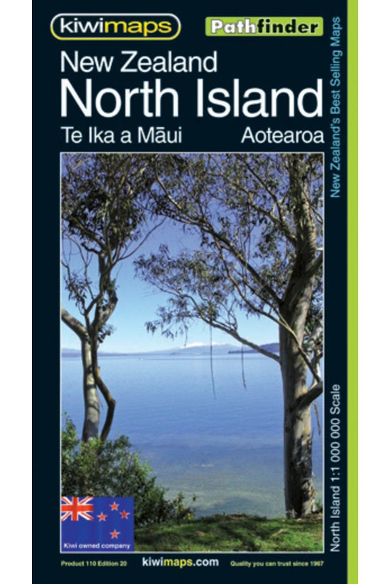 North Island New Zealand Pathf...
