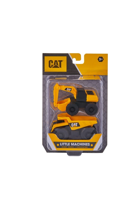 Cat Little Machines Pack Of 2 ...