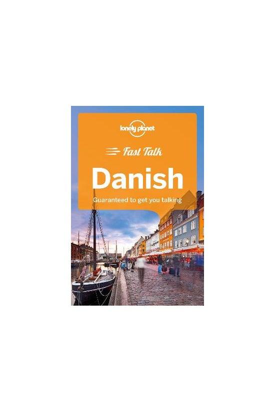 Lonely Planet Fast Talk Danish