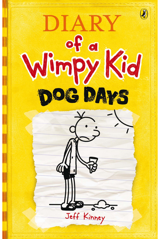 Diary Of A Wimpy Kid #04: Dog ...
