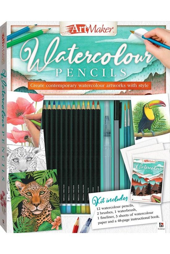 Artmaker Watercolour Pencil Ma...