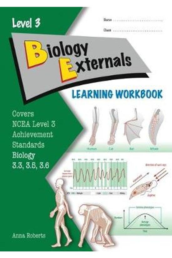Ncea Level 3 Biology Externals...